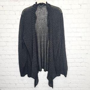 Eileen Fisher Knit Asymmetrical Cardigan